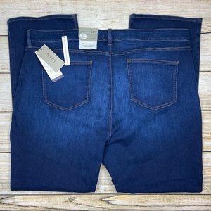 New NYDJ Barbara Bootcut Jeans Lift Tuck Tech